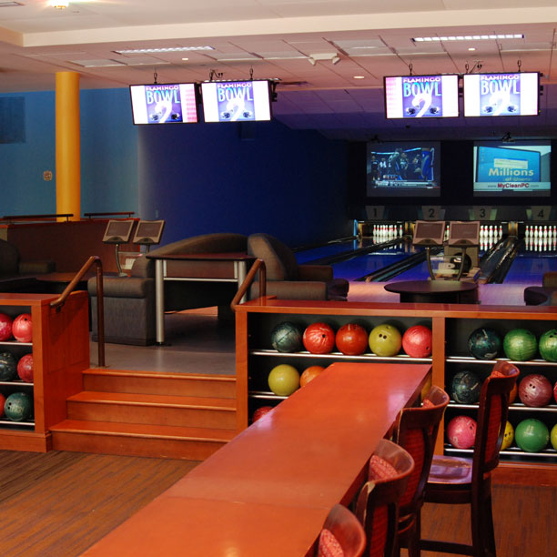 Bowling Alley & Private Event Space In St. Louis