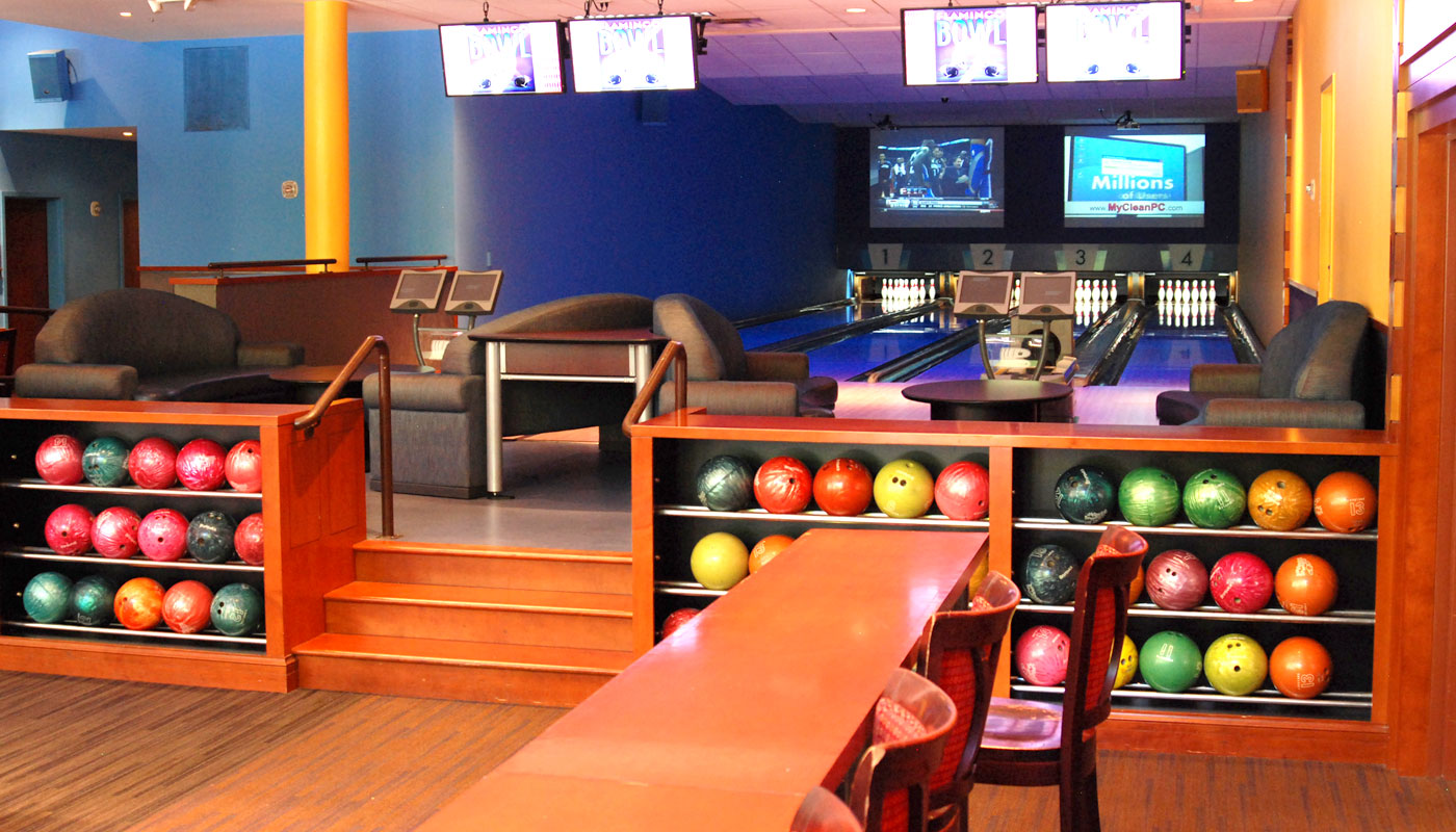 Bowling Alley and Event Space in St  Louis • Flamingo Bowl