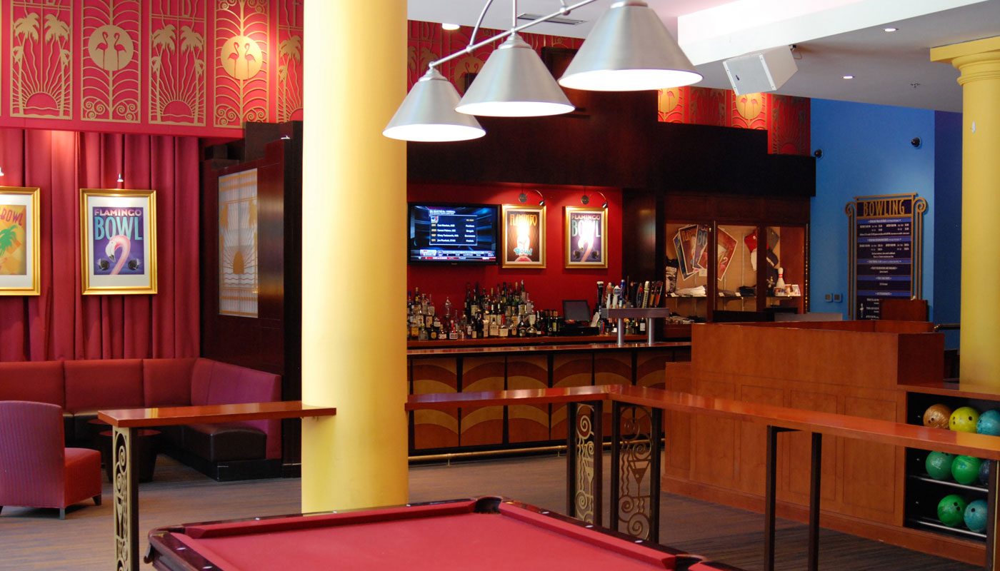Bowling Alley and Private Event Venue in St. Louis • Flamingo Bowl